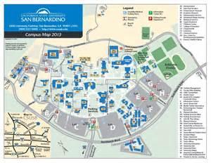 Cal State San Bernardino Map by Csusb Ecofest 2013 General Info