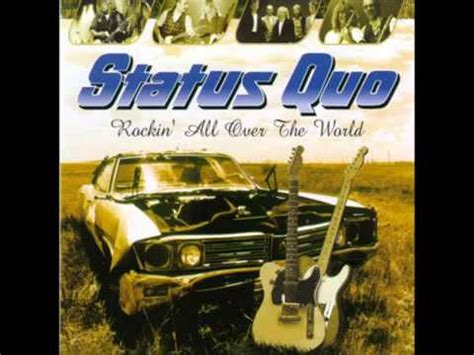 7 Who Are Rocking Their Single Status by Status Quo Rockin All The World