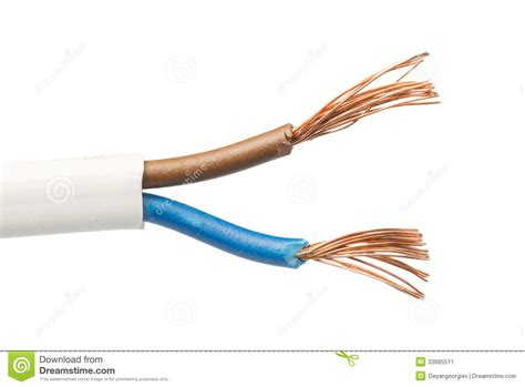 exposed wires exposed cables and wires stock image image 33685511