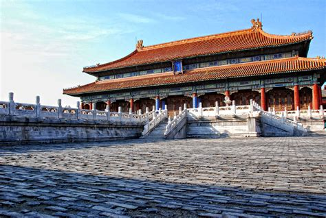 Cool Looking Beds palace of heavenly purity images of china through