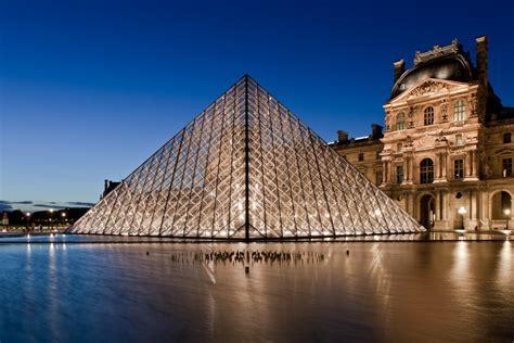Exterior Home Design Help by Le Grand Louvre I M Pei Paris France Mimoa
