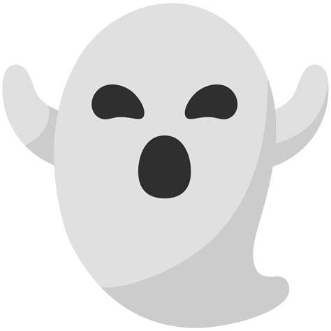 emoji ghost file emoji u1f47b svg wikimedia commons