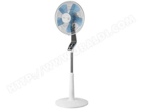ventilateur sur pied rowenta vu5640f0 ventillateur stand turbo silence 16 pas cher ubaldi