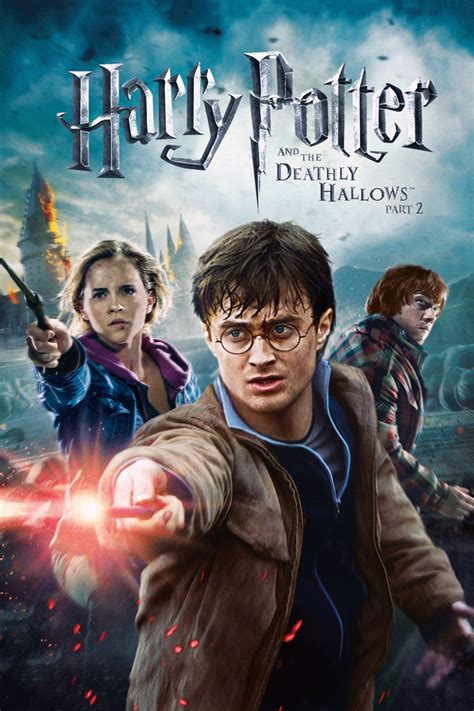 film fantasy come harry potter harry potter and the deathly hallows part 2