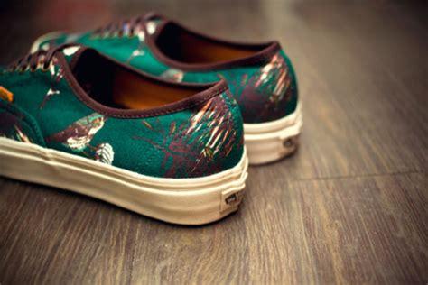 Sepatu Vans Rihanna shoes vans green wheretoget