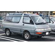 1998 Daihatsu Delta Wagon – Pictures Information And