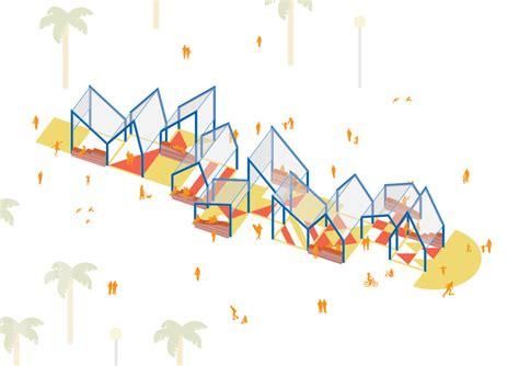 Designboom Urban Think Tank | urban think tank designs xarranca pavilion on barcelona