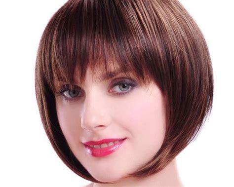 stacked bob haircut with bangs bob hairstyles short stacked bangs medium hair styles