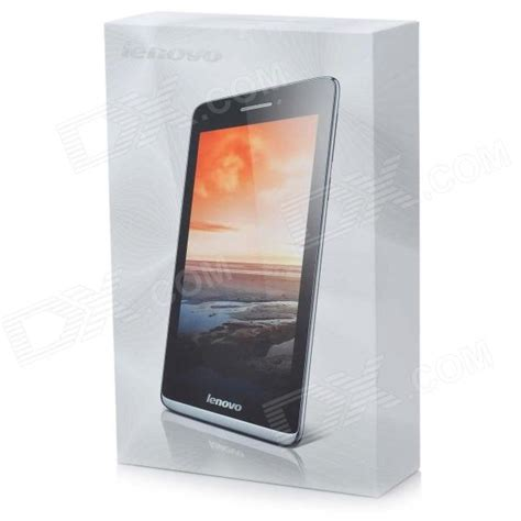 Tablet Lenovo S5000 3g lenovo s5000 h 7 quot android 4 2 wcdma 3g phone tablet pc w bluetooth ram 16gb silver