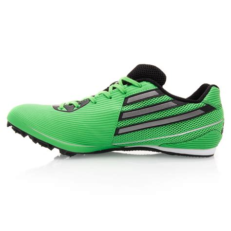 track and field shoes adidas spider 2 mens track and field shoes green black