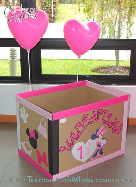 imagenes cajas para colocar regalos de cumpleaos caja de regalos www happy occasions com fiesta minnie