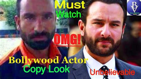 indian celebrity viral pics bollywood actor same unbelievable look alikes of indian