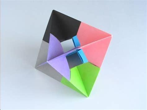 Origami Spinner - origami modular spinner