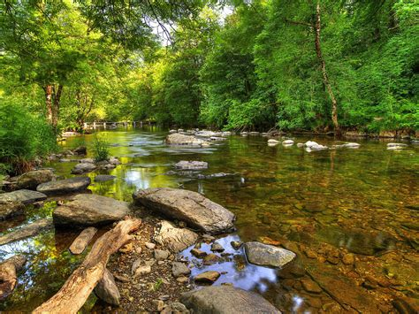 river barle exmoor national park england river