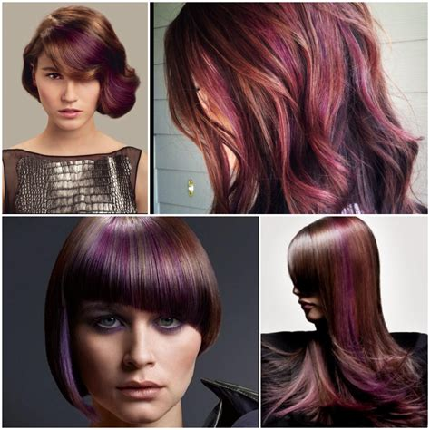 to hair color hair color how to inspiration and formulation for plum