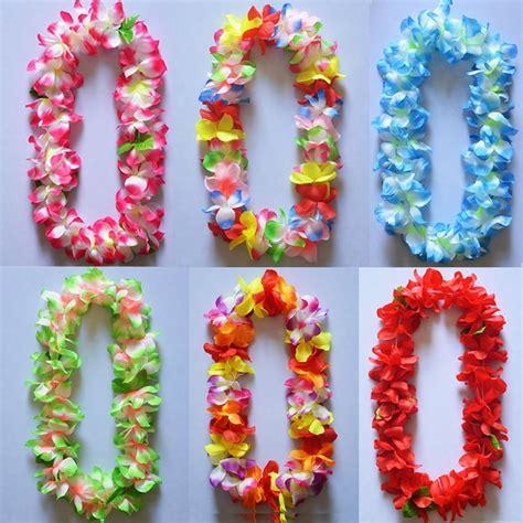 dekorieren hawaiian style kaufen gro 223 handel hawaii blume aus china hawaii