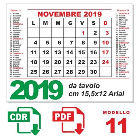Calendario 2019 Febbraio Calendario 2019 Mensile