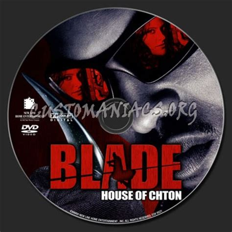 Blade House Of Chthon by Blade House Of Chthon Dvd Label Dvd Covers Labels By Customaniacs Id 28118 Free