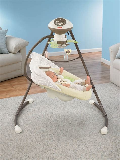 fisher price snugabunny swing reviews fisher price snugabunny swing review baby gear specialist