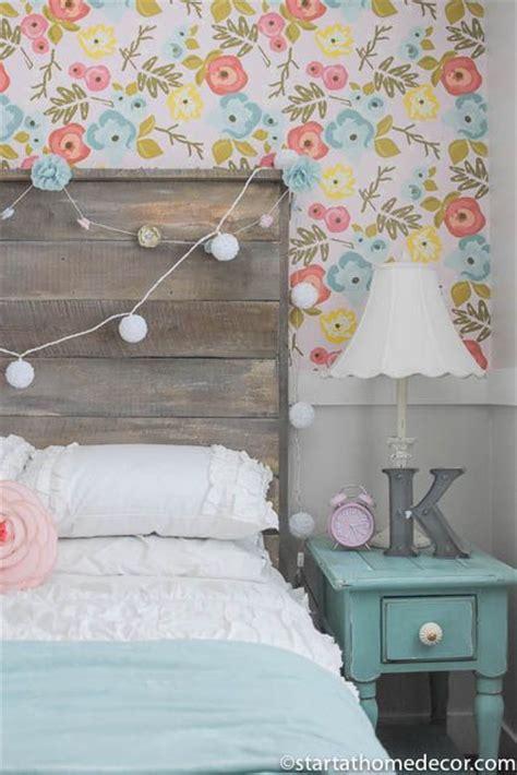 daughters rooms reveal hometalk funky junk