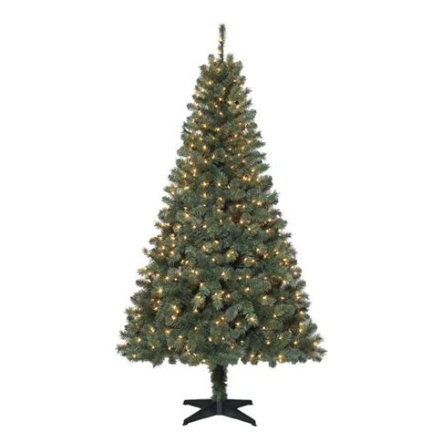 artificial christmas trees 4 5 feet tall most realistic 6 5 ft wesley spruce artificial christmas tree with 400