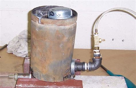 a continuous flow steam generator for a cookstove