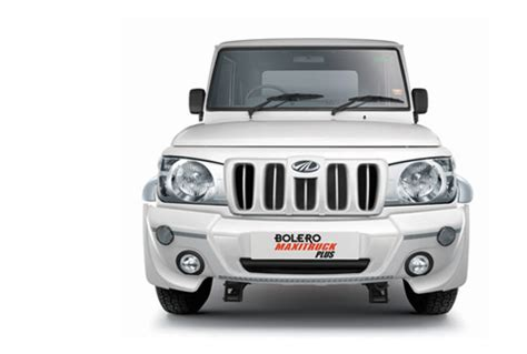 mahindra bolero di turbo price mahindra bolero maxi truck plus di turbo features