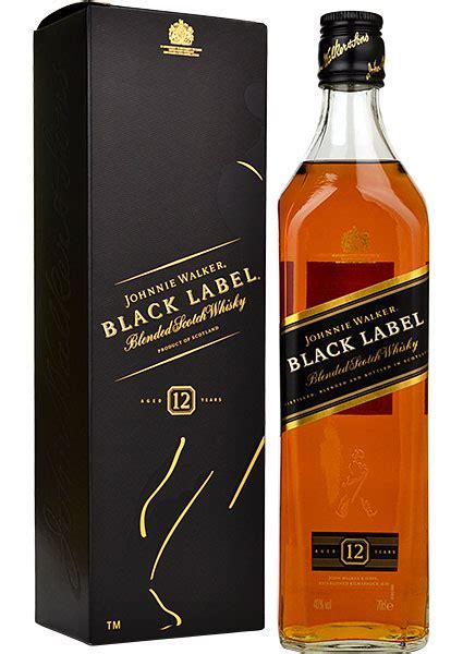 Johnie Walker Black Label johnnie walker black label 12 year drinksdirect co uk