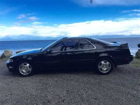 1994 acura legend coupe 1994 acura legend 6 speed black black leather ls coupe 2