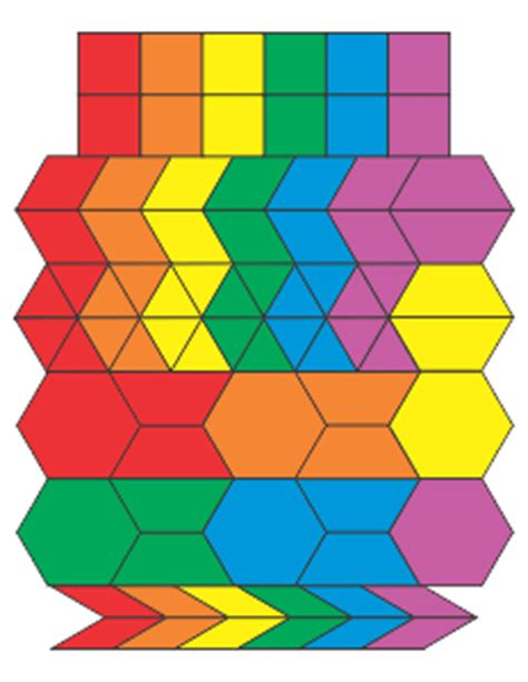 color pattern block templates free printable pattern blocks jessica s corner of cyberspace