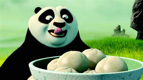 Kaos 3d Kungfu Panda White conditioned reflex to food might cause to overeat