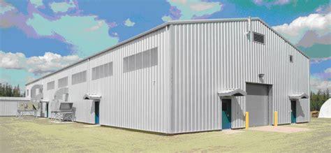 Warehouse Sheds by Meg Energy Lake Warehouse Bldg