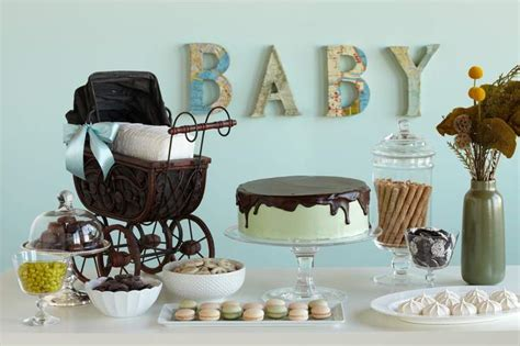Vintage Themed Baby Shower by Unique Baby Shower Themes Matrix