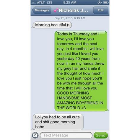 25 best ideas about good morning text messages on