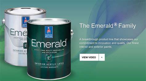 sherwin williams emerald reviews the blogging painters emerald 174 interior exterior waterbased urethane trim enamel