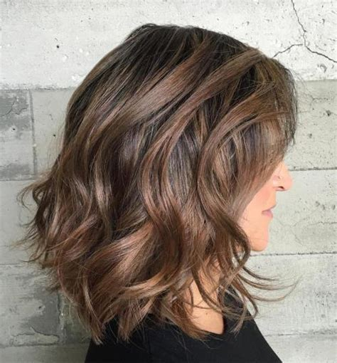 thick wavy haircuts at 50 50 most magnetizing hairstyles for thick wavy hair