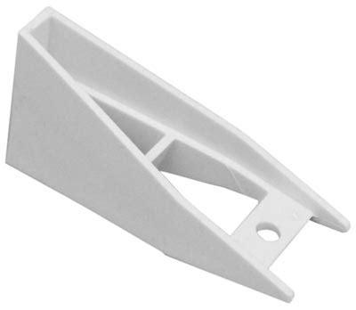 bracket hoda 2 5pk cornell s true value hardware 5pk wht bracket spacer