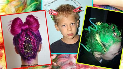 30 ideas for hair day at school for 30 ideas for hair day at school for and boys