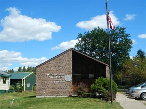 Ripon Post Office by Hawkins Wisconsin Post Office Post Office Freak