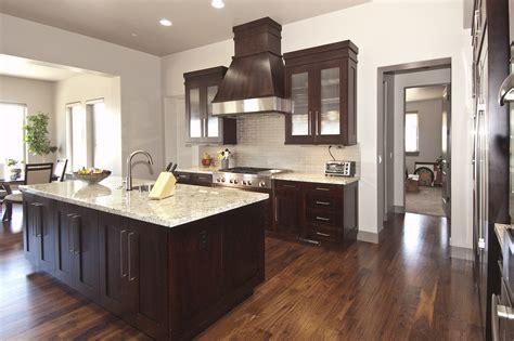 unusual kitchen cabinets dark wood unique design cabinet co