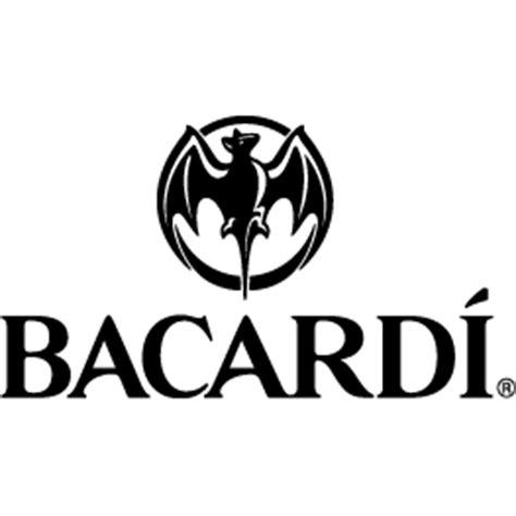 bacardi logo white bacardi logos logo pictures