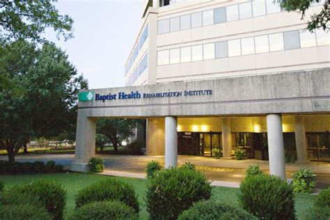 Baptist Hospital Detox Rock Ar large hospital finalist baptist health rehabilitation