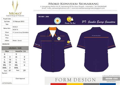 Set Kemeja 86 Warna Hitam 42 best images about konsep desain seragam kerja moko konveksi on models polos