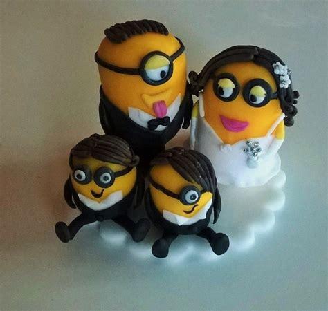 Family Minion 3 minion family cakecentral