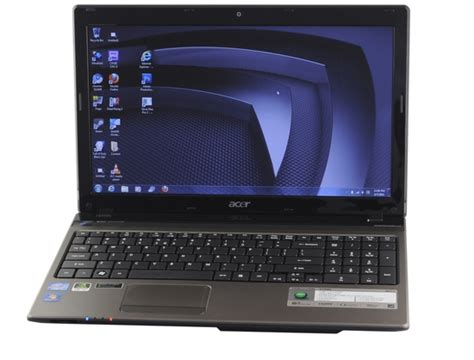 Laptop Acer Aspire Intel I7 buy acer aspire 5750g intel i7 15 6 quot led 6gb 640gb