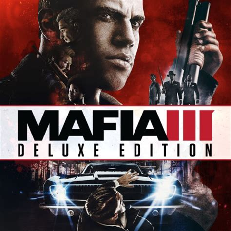Sony Ps4 Mafia Iii Reg 3 mafia iii ps4 playstation