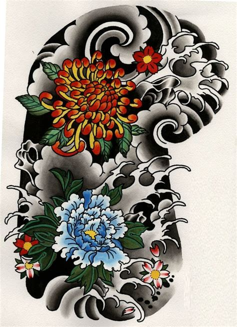 asian sleeve tattoo designs japanese designs for and the xerxes