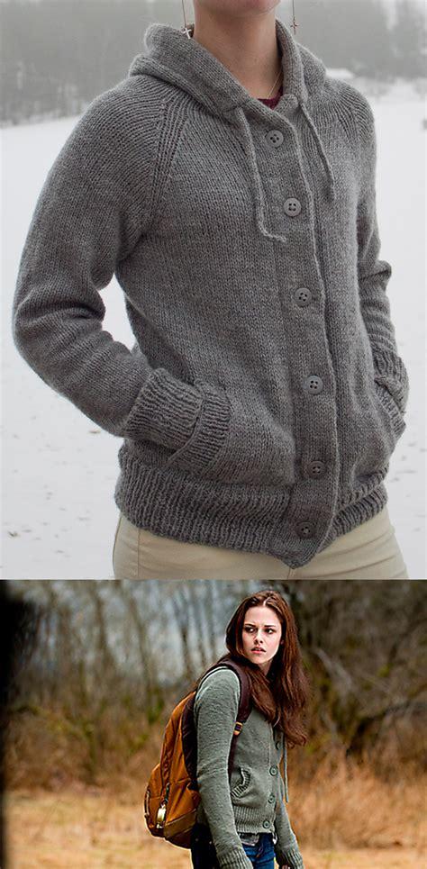 knitting pattern hooded jumper knit hooded sweater coat nj