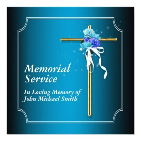memorial service notice template 6 best images of memorial service background memorial