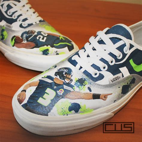 customized shoes hawks player custom vans s shoes by custheartist on etsy